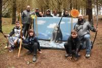 Saint-Just-Malmont : ils tirent à l'arc sur des animaux... en mousse