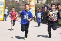 Blavozy : 350 enfants courent pour l'association P'tits Loulous