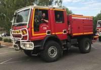 De nouveaux pompiers de Haute-Loire en renfort dans les Bouches-du-Rhône