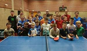 Yssingeaux : du ping-pong proposé vendredi au profit du Téléthon