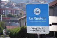 Sainte-Sigolène : pourquoi aucun panneau de la Région n'est affiché en entrée de ville