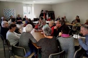 Les Villettes : changement à la présidence du Club de l'amitié