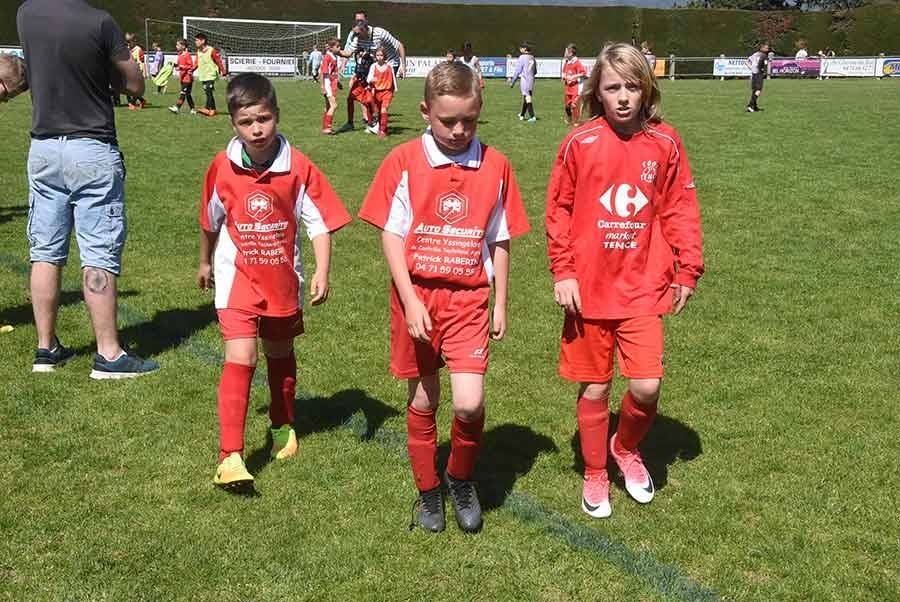 Tence : les jeunes footballeurs reprennent le 19 septembre