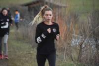 Cross UNSS : les minimes filles
