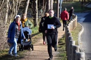 Trail de Beauzac : les 5 km