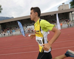 Athlétisme : l'ACS Monistrol en pointes à Grenoble