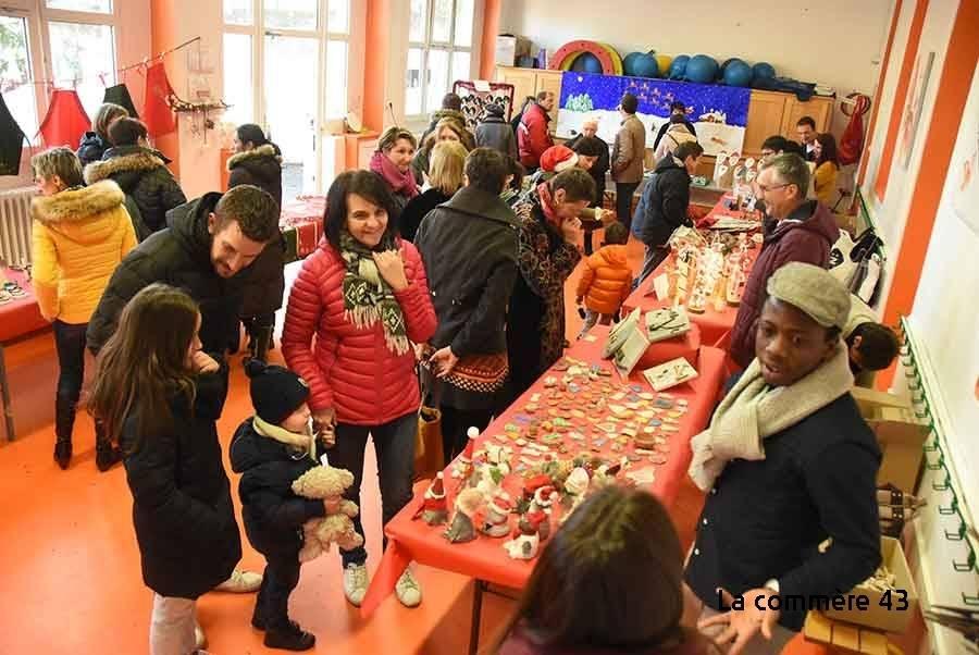 Monistrol-sur-Loire : un marché de Noël samedi à l'école Notre-Dame-du-Château