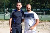 Quentin Ferrier et Mathieu Digonnet