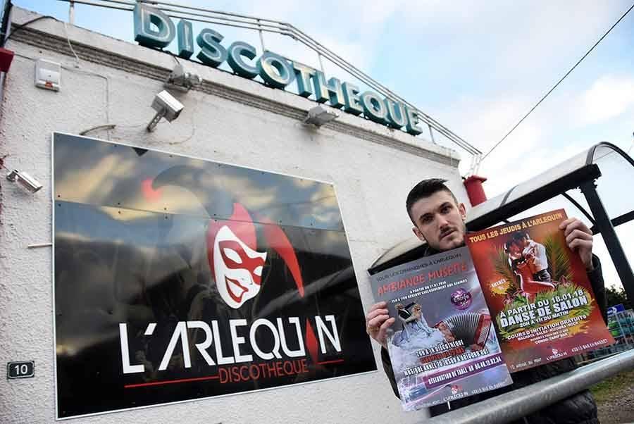 Bas-en-Basset : la discothèque l'Arlequin diversifie son offre