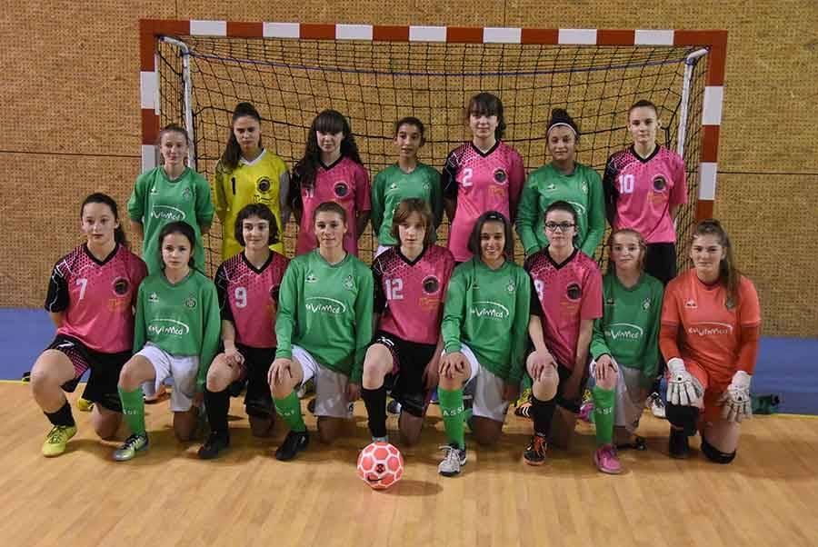 Futsal : Saint-Etienne remporte la première Girl Cup à Sainte-Sigolène