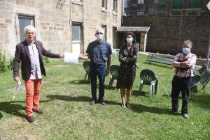Saint-Agrève : la première pierre du futur hôpital de Moze en 2021 ?