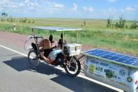 Avant le Tour de France, un peloton de vélos solaires débarque au Puy dimanche