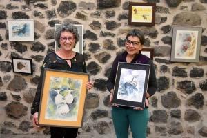 Fay-sur-Lignon : un duo d'aquarellistes à découvrir ce week-end à la Traverse