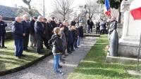 Saint-Front : les enfants en première ligne pour la commémoration de l'Armistice