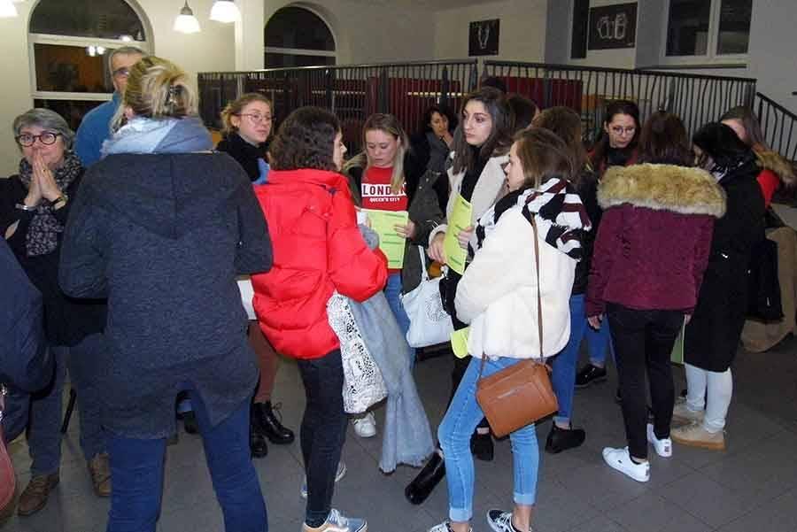 Remise des diplômes au lycée Eugénie-Joubert d'Yssingeaux