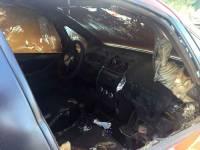 Yssingeaux : un feu de voiture suspect au Pont de l'enceinte