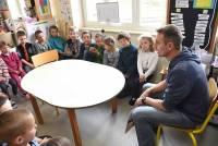 Saint-Jeures : la faune sauvage locale expliquée aux écoliers