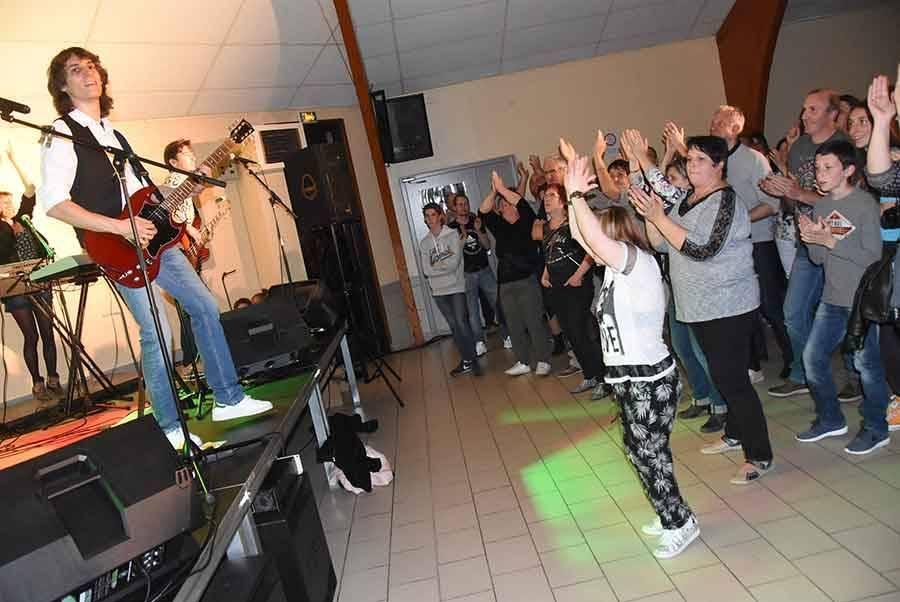 Saint-Vincent : 200 spectateurs pour la soirée concert autour de Jean-Jacques Goldman