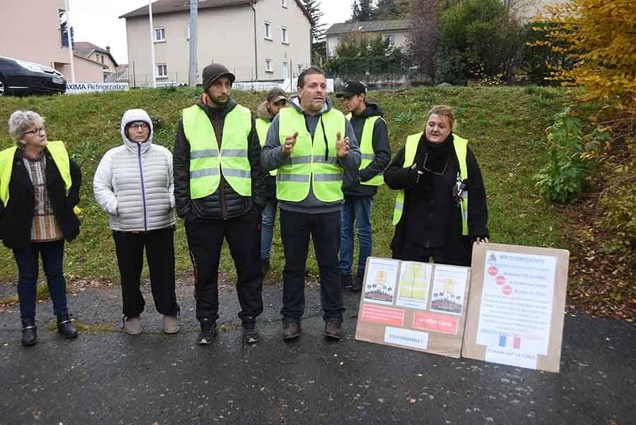 Que risquez-vous en bloquant les routes le 17 novembre — Gilets jaunes