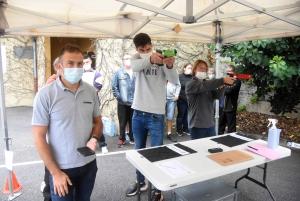 Saint-Maurice-de-Lignon : une sensibilisation ludique à la sécurité aux Salaisons du Lignon