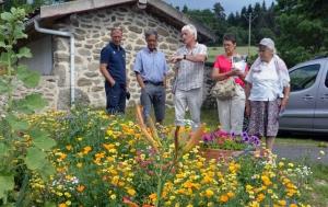Villes et villages fleuris : le jury fait sa tournée