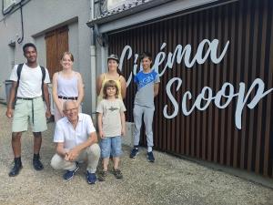 Le Chambon-sur-Lignon : des portraits d'habitants filmés par des adolescents