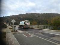 Aurec-sur-Loire : les travaux ont débuté sur le pont, fermé à toute circulation