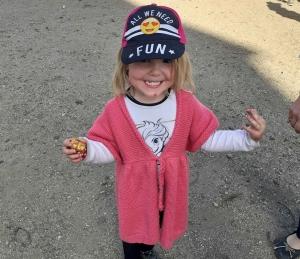 Vergezac : une chasse aux oeufs conséquente à l'école