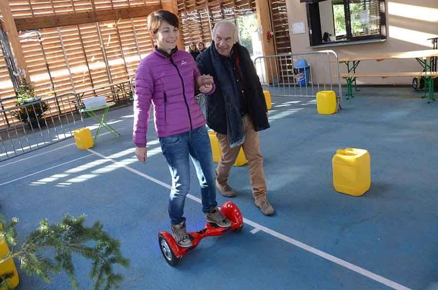 L'hoverboard tout terrain débarque en Haute-Loire