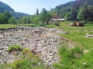 Aurec-sur-Loire : après la crue de novembre 2019, les bords de Loire remis en état