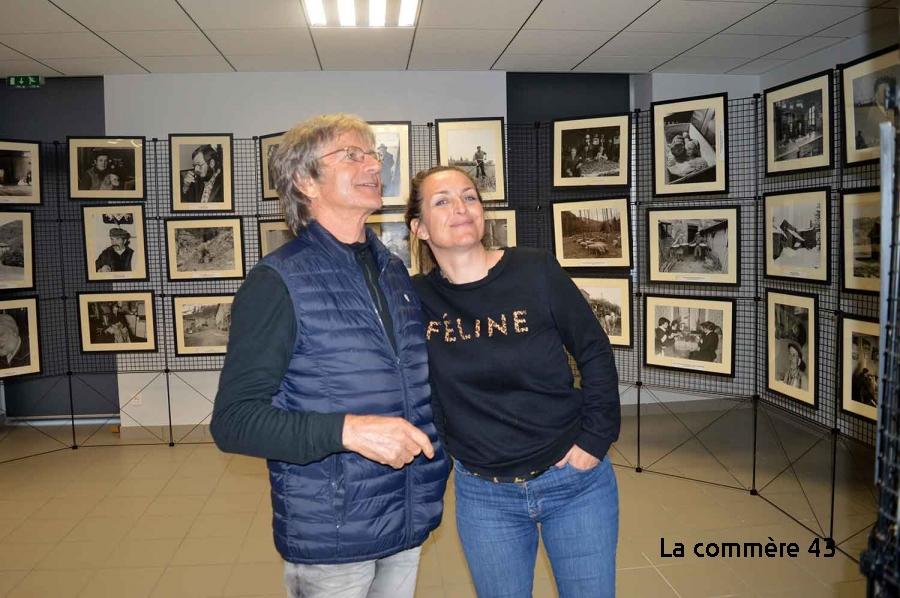 André Bergeron et Sophie Loridon