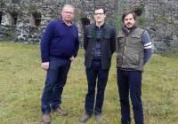 Les jardins du château de Saint-Vidal intégrés au projet de réhabilitation