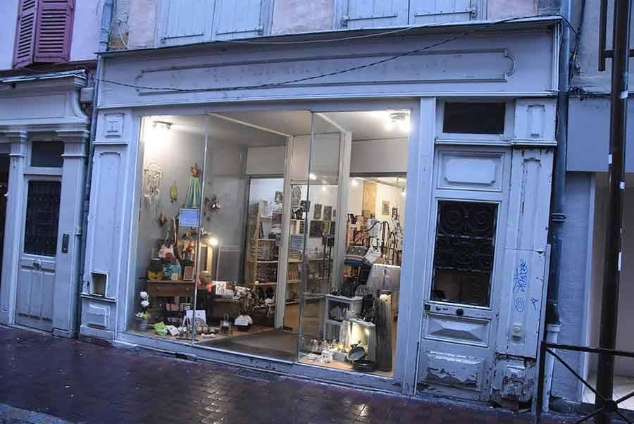 Puy-en-Velay : des créateurs et producteurs s'associent dans une boutique de la rue Saint-Jacques