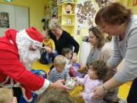 On a fêté Noël au relais Farandole de Bas-en-Basset