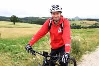 Wilfrid Delolme propose des randonnées en VTT électrique à Yssingeaux et Monistrol