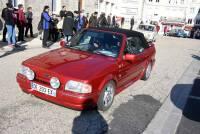 Saint-Just-Malmont : un rallye surprise de voitures anciennes à travers le Meygal et le Mézenc