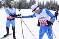 Les Estables : les givrés font du ski sur le Marathon du Mézenc (photos)