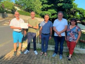 Cussac-sur-Loire : la préservation de l'environnement nocturne de la commune récompensée