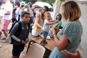 Tence : Mary Pierce, un rayon de soleil au tournoi de tennis