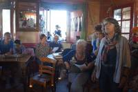 Fay-sur-Lignon : des marcheurs sachant chanter
