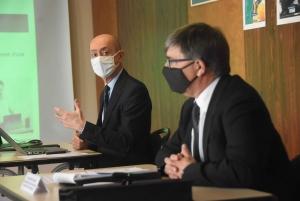 Xavier Deny, le nouveau directeur départemental des finances publiques de la Haute-Loire