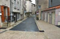 La rue Saint-Antoine.