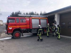 Saint-Jeures : les pompiers à la recherche de nouveaux volontaires