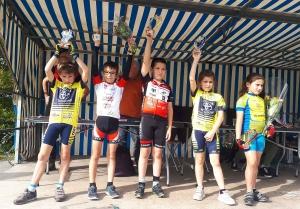 Cyclisme : Antoine Bonnaud et Léane Schaer 2e au cyclo-cross de Firminy