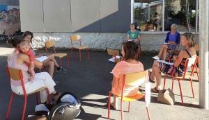 Craponne-sur-Arzon : les ateliers du Collectif Familles du Cyprès ont repris