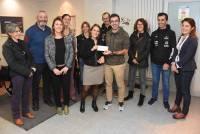 Yssingeaux : un chèque pour l'association Sentin'elles grâce au Trail des Sucs