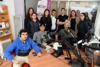 Yssingeaux : de la restauration au micro de la radio FM43 pour des lycéens