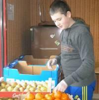 Des adolescents de Sainte-Sigolène investis auprès d'associations caritatives