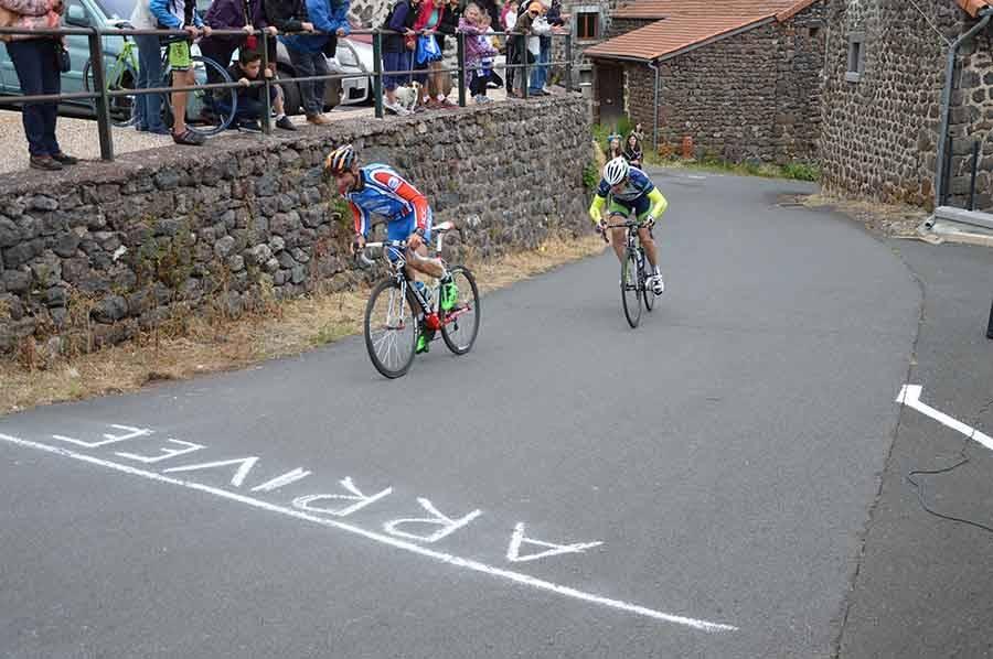 Qui pour succéder à Goutany Nicolas (ROC) vainqueur au sprint devant Roméas Richard (VCV) en 2017