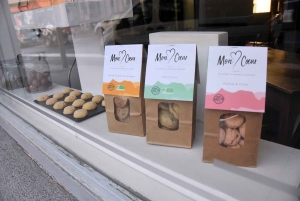 """""""Biscuits Mon cœur"""" au Puy-en-Velay : artisanal, bio, local, équitable"""